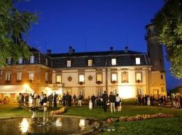 chateau d'isenbourg à rouffach (dj mariage alsace)