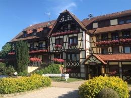 au parc des cigognes cigoland (kintzheim) restaurant hôtel pour mariage à sélestat