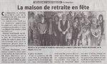 maison de retraite Saint-Gilles à Colmar pour anniversaires des résidents